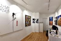 Jonathan Lindsay solo exhibition opening #101