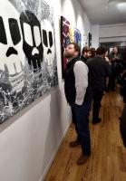 Jonathan Lindsay solo exhibition opening #111