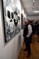 Jonathan Lindsay solo exhibition opening #115