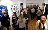 Jonathan Lindsay solo exhibition opening #117
