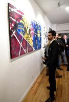 Jonathan Lindsay solo exhibition opening #116