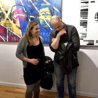 Jonathan Lindsay solo exhibition opening #118