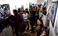 Jonathan Lindsay solo exhibition opening #120