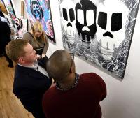 Jonathan Lindsay solo exhibition opening #124