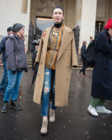 Paris Fashion Week Street Style #19