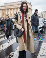 Paris Fashion Week Street Style #18