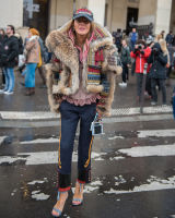Paris Fashion Week Street Style #26