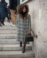 Paris Fashion Week Street Style #9