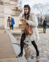 Paris Fashion Week Street Style #24