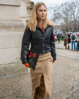 Paris Fashion Week Street Style #23