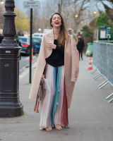 Paris Fashion Week Street Style #14
