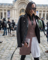 Paris Fashion Week Street Style #34