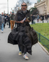 Paris Fashion Week Street Style #30