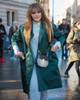 Paris Fashion Week Street Style #15