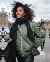 Paris Fashion Week Street Style #39
