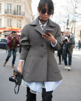 Paris Fashion Week Street Style #47
