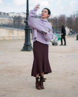 Paris Fashion Week Street Style #45