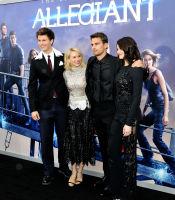 The Divergent Series: Allegiant world premiere #67