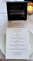 J. Hilburn Dinner #97