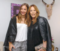 Rachel Turchin and Susan Turchin attend The Spring Story 'Marrakech Meets California' Hosted by Rumi Neely & Isabella Huffington on March 24, 2016 (Photo by Milla Cochran/Guest Of A Guest)