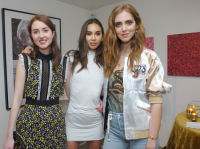Isabella Huffington, Rumi Neely and Chiara Ferragni attends The Spring Story 'Marrakech Meets California' Hosted by Rumi Neely & Isabella Huffington on March 24, 2016 (Photo by Milla Cochran/Guest Of A Guest)