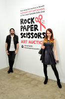 Rock Paper Scissors Art Auction #7