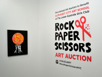 Rock Paper Scissors Art Auction #96
