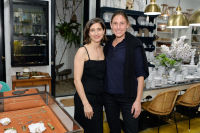 LOS ANGELES, CA - MARCH 17: Sarah Hendler and Ruth De Jong  attend Sarah Hendler Estate Debuts At Nickey Kehoe/NK Shop on March 17, 2016 in Los Angeles, California.  (Photo by Stefanie Keenan/Getty Images for Sarah Hendler)