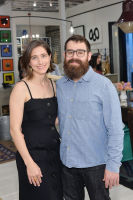 LOS ANGELES, CA - MARCH 17: Sarah Hendler and Vinny Dotolo attend Sarah Hendler Estate Debuts At Nickey Kehoe/NK Shop on March 17, 2016 in Los Angeles, California.  (Photo by Stefanie Keenan/Getty Images for Sarah Hendler)