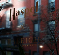 Haspel X Raleigh Denim Collaboration Launch #26