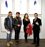 Eagle Hunters exhibition opening at Joseph Gross Gallery #24
