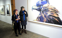 Eagle Hunters exhibition opening at Joseph Gross Gallery #36