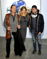 Eagle Hunters exhibition opening at Joseph Gross Gallery #39