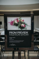 Prom Preview Runway Show for Outstanding Local Students at The Shops at Montebello #16