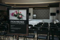 Prom Preview Runway Show for Outstanding Local Students at The Shops at Montebello #17