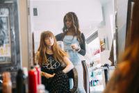 Pre-Coachella Beauty Lounge at Brighton Salon with the #RIOTGirls #28