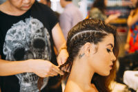 Pre-Coachella Beauty Lounge at Brighton Salon with the #RIOTGirls #52