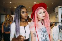 Pre-Coachella Beauty Lounge at Brighton Salon with the #RIOTGirls #60