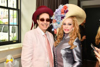 New York Philanthropist Michelle-Marie Heinemann hosts 7th Annual Bellini and Bloody Mary Hat Party sponsored by Old Fashioned Mom Magazine #53