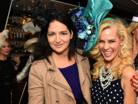 New York Philanthropist Michelle-Marie Heinemann hosts 7th Annual Bellini and Bloody Mary Hat Party sponsored by Old Fashioned Mom Magazine #59