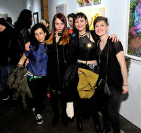 Art LeadHERS Exhibition Opening at Joseph Gross Gallery #2