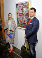 Art LeadHERS Exhibition Opening at Joseph Gross Gallery #5