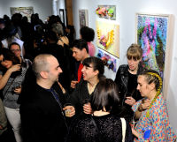 Art LeadHERS Exhibition Opening at Joseph Gross Gallery #15