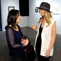 Art LeadHERS Exhibition Opening at Joseph Gross Gallery #17