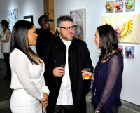 Art LeadHERS Exhibition Opening at Joseph Gross Gallery #20