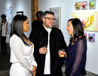 Art LeadHERS Exhibition Opening at Joseph Gross Gallery #21