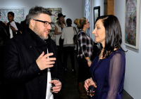 Art LeadHERS Exhibition Opening at Joseph Gross Gallery #31