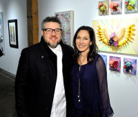 Art LeadHERS Exhibition Opening at Joseph Gross Gallery #32