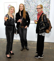 Art LeadHERS Exhibition Opening at Joseph Gross Gallery #40