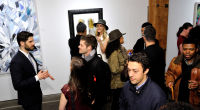 Art LeadHERS Exhibition Opening at Joseph Gross Gallery #69